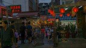 Shilin noc Market_1 Obrazy Stock