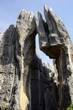 Shilin Stone Forest in Kunming, Yunnan, China Royalty Free Stock Photos