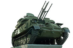 Shilka tank Stock Photos