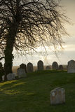 Shillington graveyard (2) Royalty Free Stock Photo