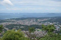 Shillong dieries stock photo