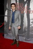 Shiloh Fernandez. At the Los Angeles premiere of 'Red Riding Hood' held at the Grauman's Chinese Theatre in Hollywood, USA Stock Photography