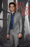 Shiloh Fernandez. At the Los Angeles premiere of 'Red Riding Hood' held at the Grauman's Chinese Theatre in Hollywood, USA Royalty Free Stock Photos