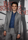 Shiloh Fernandez. At the Los Angeles premiere of 'Red Riding Hood' held at the Grauman's Chinese Theatre in Hollywood, USA Royalty Free Stock Images