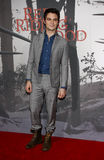 Shiloh Fernandez. At the Los Angeles premiere of 'Red Riding Hood' held at the Grauman's Chinese Theatre in Hollywood, USA Royalty Free Stock Photography
