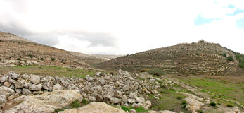 Shiloh, Israel imagem de stock royalty free