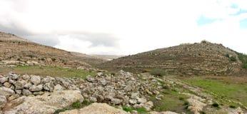 Shiloh, Izrael obraz royalty free