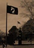 Shiloh Krajowy cmentarz zdjęcie royalty free