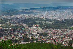 Shilong city in India Royalty Free Stock Images