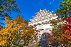 Shimabara Castle Royalty Free Stock Image