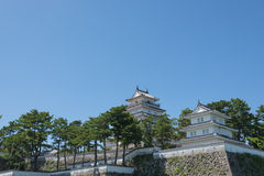 Shimabara Castle Royalty Free Stock Photos