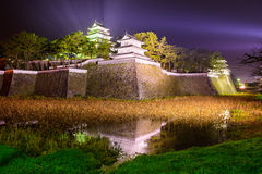 Shimabara Japan Castle Royalty Free Stock Photos