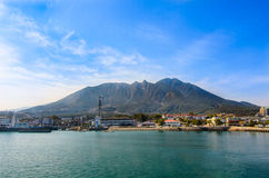 Shimabara port Royalty Free Stock Images