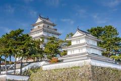 Shimabara slott, Japan Royaltyfri Foto