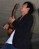 shimabukuro ukulele Fotografia Stock