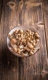 Shimeji mushrooms Stock Photos