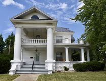 Shimel House Royalty Free Stock Images