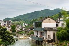 Shimen village Royalty Free Stock Photo