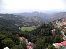 Shimla, Himachal Pradesh Stock Afbeeldingen