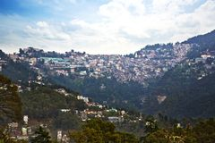 Shimla, Himachal Pradesh, India Stock Photo