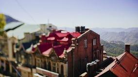 Shimla, Indien stock video