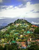 Shimla: Rainha dos montes foto de stock