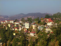 Shimla Royalty Free Stock Photos
