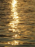 shimmer ηλιοβασίλεμα Στοκ Εικόνα