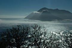 shimmer моря Стоковая Фотография