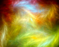 Shimmer abstract background Stock Photo