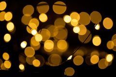 Shimmering blur spot lights on abstract background.  stock photos