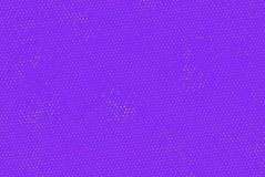 Shimmering dots on purple background. Bright festive pattern. Abstract backdrop with halftone effect. Vector illustration Royalty Free Stock Photo