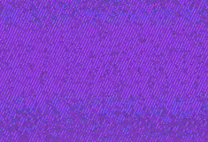 Shimmering dots on purple background. Bright festive pattern. Abstract backdrop with halftone effect. Vector illustration Stock Photo