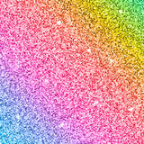 Shimmering glitter texture Royalty Free Stock Photos
