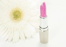 Shimmering lipstick Royalty Free Stock Image