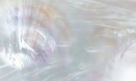 Shimmery pärlemorfärg bakgrund Arkivbild
