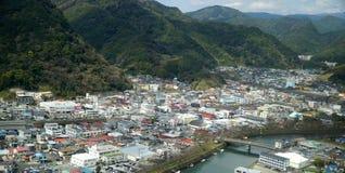 Shimoda stad Royaltyfria Foton