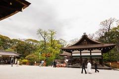 Shimogamo-jinja Imagem de Stock