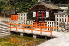 Shimogamo-jinja Stock Photo