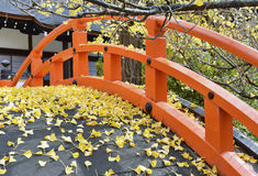 Shimogamo-jinja Shrine, Kyoto, Japan Royalty Free Stock Photography