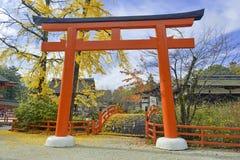 Shimogamo-jinja Shrine, Kyoto, Japan Royalty Free Stock Photos
