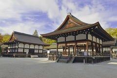 Shimogamo-jinja Shrine, Kyoto, Japan Stock Photo