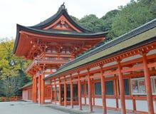Shimogamo-jinja Shrine, Kyoto, Japan Stock Image