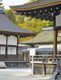 Shimogamo-jinja Shrine, Kyoto, Japan Royalty Free Stock Image