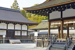 Shimogamo-jinja Shrine, Kyoto, Japan Stock Images