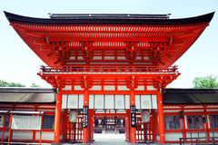Shimogamo Shrine Royalty Free Stock Photos