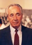 Shimon Peres Lizenzfreies Stockbild