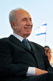 Shimon Peres - 9th President of Israel Stock Photo