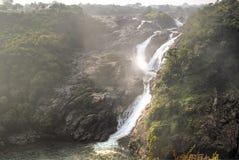 Shimsa falls, India Stock Photography
