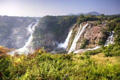 Shimsa falls, India Royalty Free Stock Image